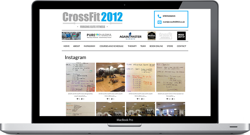 Crossfit dating site