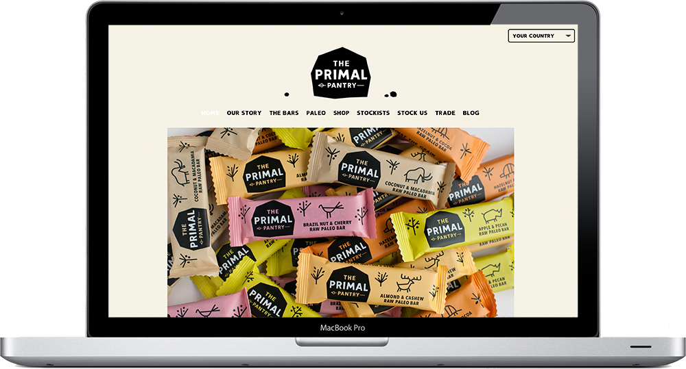 Primal Pantry - Bespoke Ecommerce WordPress Build